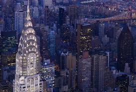 chrysler building new york ny new york landmarks tishman speyer