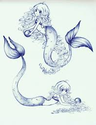 Mermaid Fairy Coloring Pages Disney Princess Printable Throughout Coloring Pages