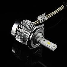 led light bulbs for cars led h4 car headlights 60w 6000lm set car led light bulbs h4 hb2 9004