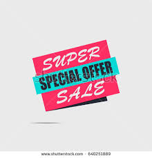 sale banner on light background stock vector 658272916