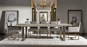modern robards rectangular dining room set quartz universal