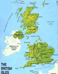 Map Of The British Isles Government Release Post Flood Map Of Uk Bfnn