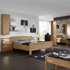 Schlafzimmer Komplett Eiche Rustikal Eiche Schlafzimmer Set Andiano Mit Beleuchtung Wohnen De