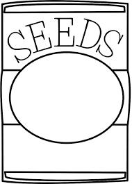 blank seed packets seed packet b seed packet b shannon featheringill flickr