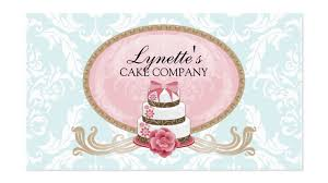 cards archaicawful cakeusiness templates elegantakery card