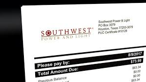 southwest power and light southwest power customer gets double the utility bills nbc 5