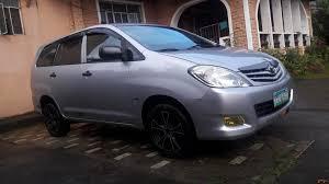 toyota philippines innova 2017 toyota innova 2011 car for sale lanao del norte tsikot com