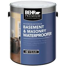 behr premium 1 gal basement and masonry waterproofer 87501 the
