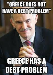 Greek Memes - scumbag papandreou greece withdrawl from eurozone grexit know