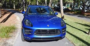 porsche macan turbo 2016 2016 porsche macan turbo in sapphire blue 20