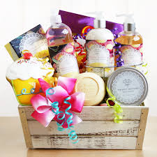 san francisco gift baskets california delicious organic oatmeal spa gift basket hayneedle