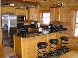 modern kitchen with unfinished pine cabinets durable pine knotty pine kitchen cabinets creative home decorating dilemmas