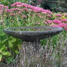 bird bath staddle bird bath garden ornaments