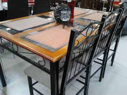 Wrought Iron Dining Table And Chairs Options For Wrought Iron Dining Table 6 Chairs Desidime