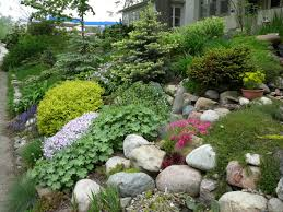 20 wonderful rock garden ideas you need to see