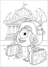 coloring page monsters inc kids n fun com 45 coloring pages of monsters university