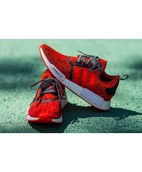 apple red adidas originals nmd red apple red white shoes sale uk