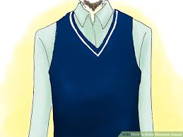 3 ways to dress business casual wikihow