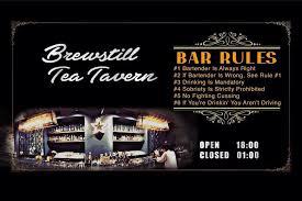 si鑒es de bar brewstill tea tavern inicio