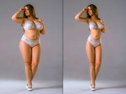 plus size models made thin with photoshop gallery ebaum s