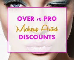 how to become a pro makeup artist becoming a makeup artist pro makeup artist discount programs