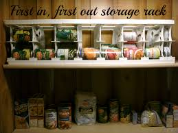 can canned food goods storage rack best pantry storage ideas