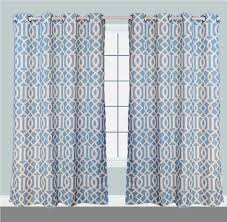 installation nice trellis curtains