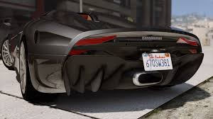 koenigsegg sweden 2016 koenigsegg regera add on autospoiler hq gta5 mods com