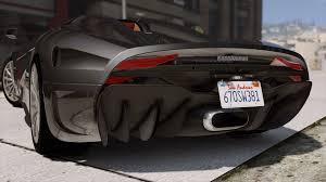 koenigsegg grey 2016 koenigsegg regera add on autospoiler hq gta5 mods com