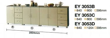 diy kitchen cabinets malaysia diy low kitchen cabinet set model ey 3053