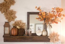 Decor Sticks In A Vase 87 Exciting Fall Mantel Décor Ideas Shelterness