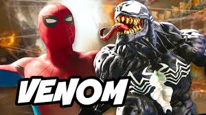 spiderman thanksgiving spider man homecoming and tom hardy venom movie explained geek
