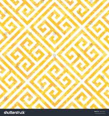 seamless gold greek key background pattern stock vector 128711954