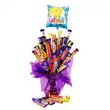 Get Well Soon Gift Get Well Soon Gifts Cadbury Chocolate Get Well Bouquet
