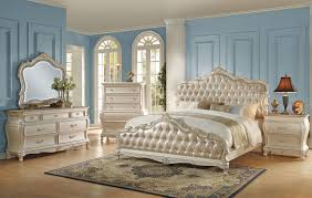 White On Bedroomclassic Bedroom Bedrooms Furniture | pearl white classic bedroom furniture
