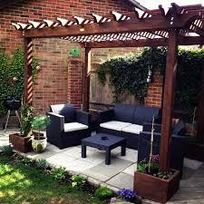 gazebo ideas for backyard backyards wondrous small backyard