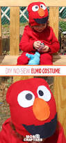 make an easy elmo costume for toddlers elmo costume easy