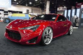 frs scion red 2011 scion fr s concept review top speed