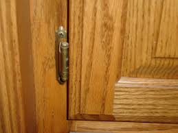 Changing Cabinet Doors In The Kitchen by Door Hinges Exposed Cabinet Hinges Outdated Change To