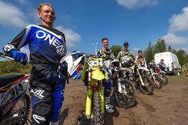 freestyle motocross riders o u0027neal europe o u0027neal grassroots training camp 2017