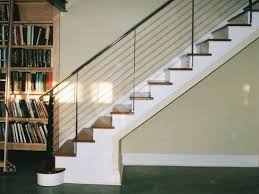 Glass Stair Rail by Stairs Modern Stair Railing Contemporary Banisters Staircase