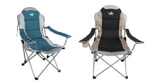 Camping Chair Accessories Royal Adjustable Portable Folding Camping Chair Blue U0026 Black
