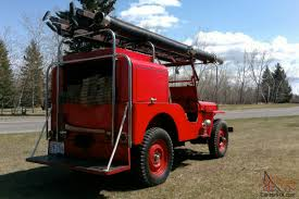 jeep fire truck for sale cj2a fire truck