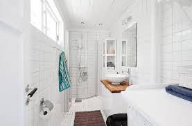 cottage bathroom designs gallery a renovated 1934 cottage in sweden small house bliss