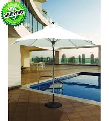 Commercial Patio Umbrella Best Selection Commercial Patio Umbrellas Galtech 9 Ft Featuring
