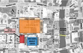 Ohio State Fair Map by Directions U0026 Parking Bmo Harris Bradley Center
