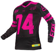 fox helmets motocross fox racing switch women u0027s jersey size xs only revzilla