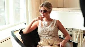 ivanka trump spring 2013 collection photo shoot youtube