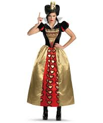 red queen disney halloween costume