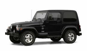 is a jeep wrangler worth it 2002 jeep wrangler consumer reviews cars com